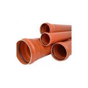 Σωλήνες PVC 6M SN4 EN1401 COMPACT 110 Σωλήνες & εξαρτήματα PVC υπονόμων